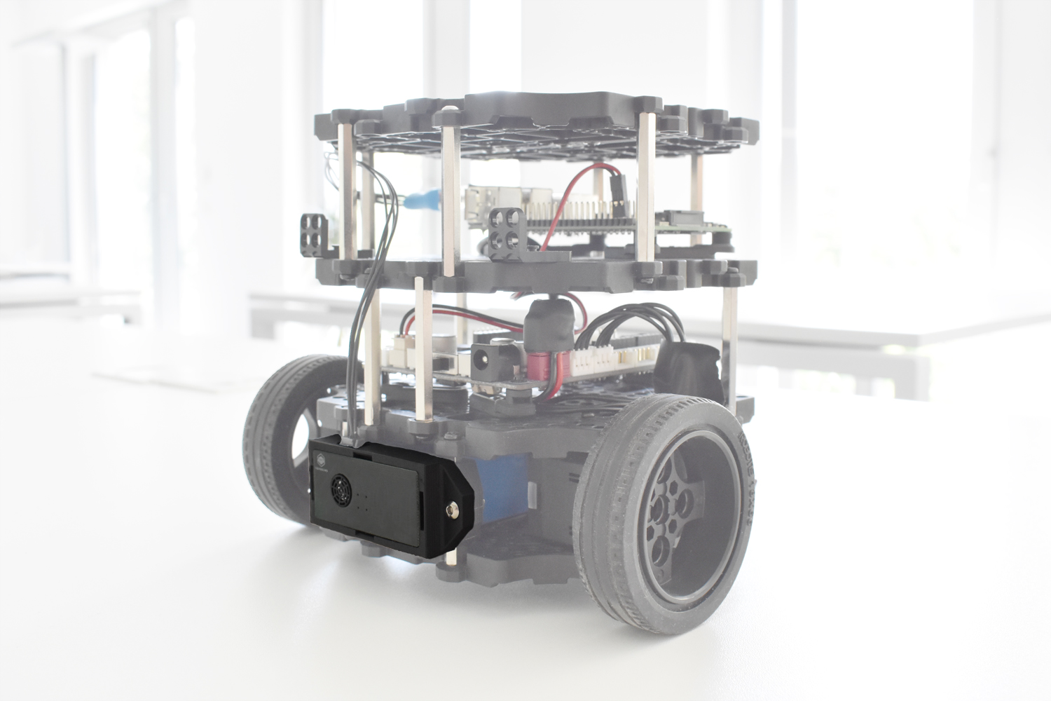 turtlebot-ultrasonic-3d-ultrasound