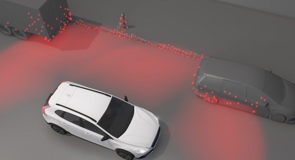 automotive-3d-echolocation-ultrasonic-sensor